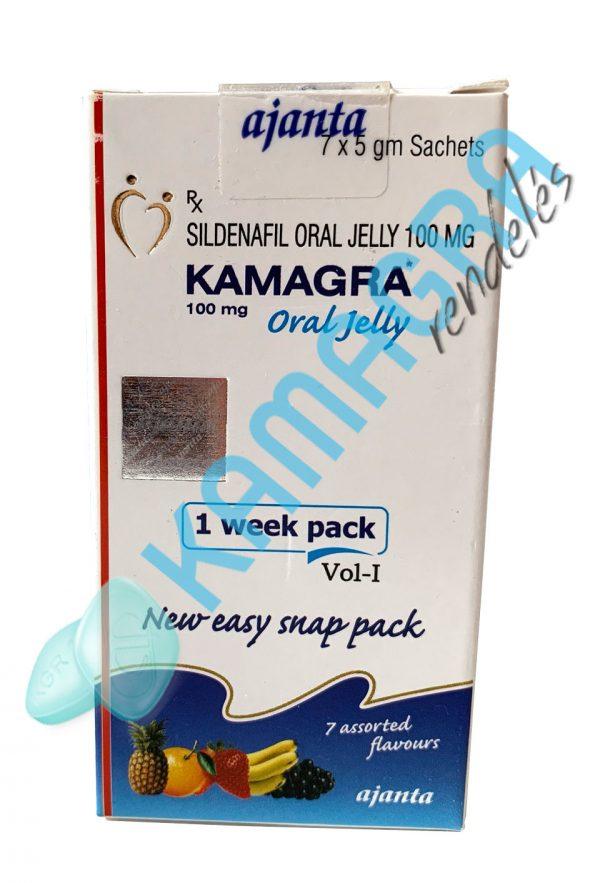 Kamagra Zselé Rendelés